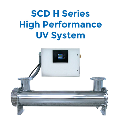 Aquafine UV SCD H Series Indonesia
