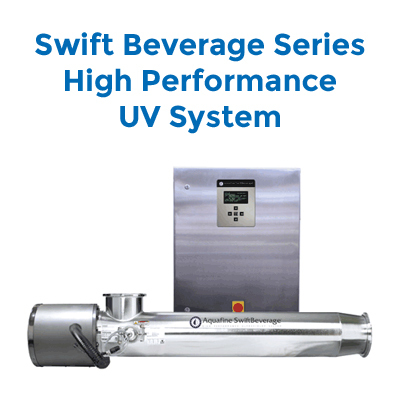 Aquafine UV Swiftbev Series Indonesia